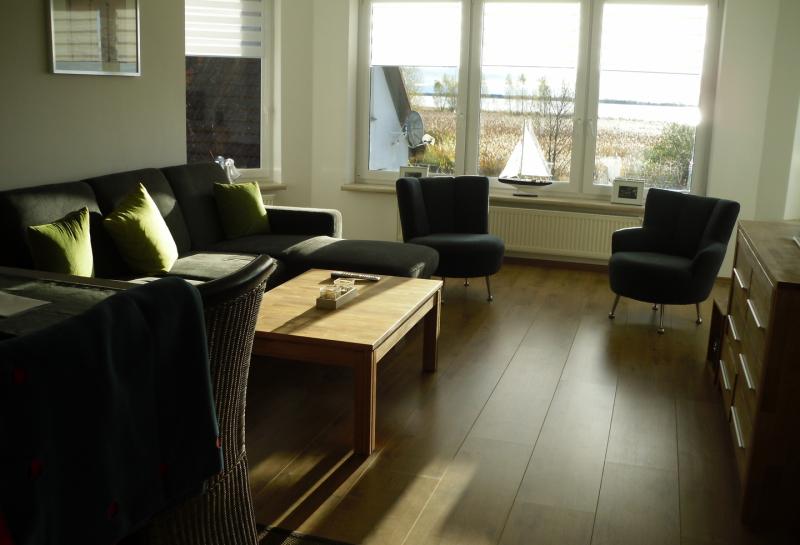 Ferienwohnung Seeblick im Haus Sandra in Lütow